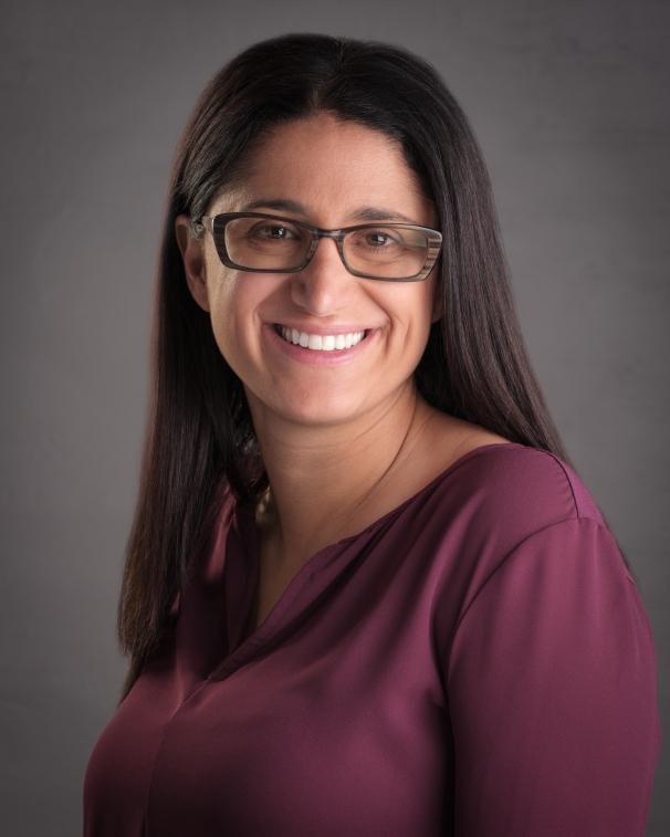 MSU's Dr. Mona Hanna-Attisha.