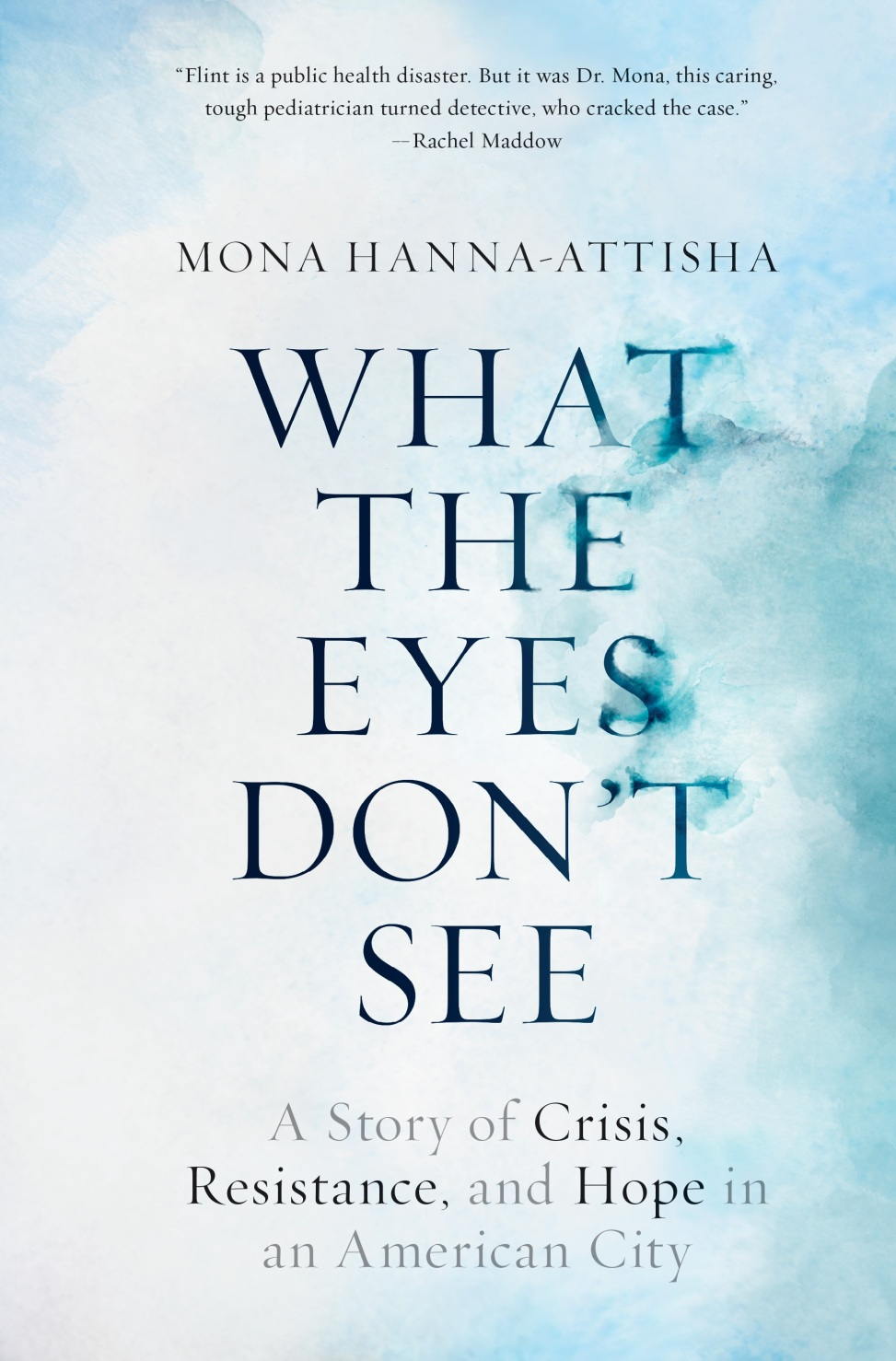 WHAT THE EYES DON'T SEE by Mona Hanna-Attisha