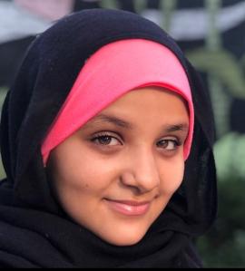 Maram Alhahmi portrait