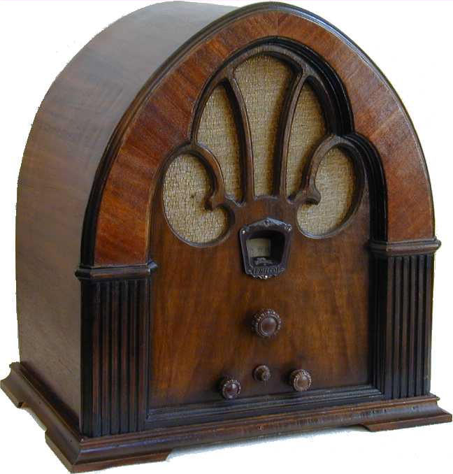 cathedral model radio 1830