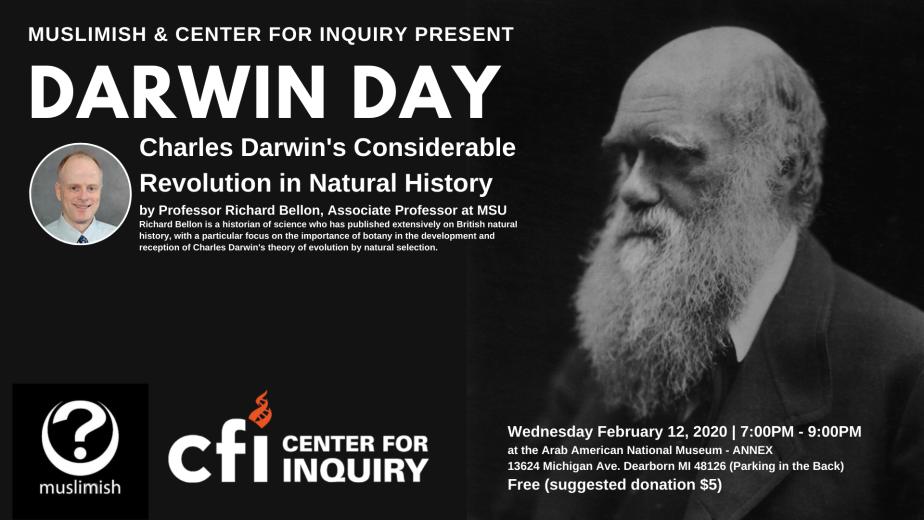 Muslimish & center for inquiry present